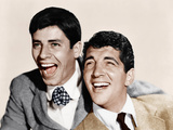 MY FRIEND IRMA, left to right: comedy team Jerry Lewis, Dean Martin, 1949 Photo
