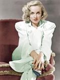 Carole Lombard, circa 1939 Photo
