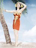 RAINBOW ISLAND, Dorothy Lamour, 1944 Photo
