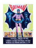 BATMAN (aka BATMAN: THE MOVIE) Plakater