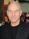 Patrick Stewart at arrivals for GNOMEO AND JULIET Premiere, El Capitan Theatre, Los Angele… Photo