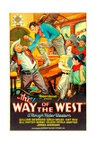 WAY OF THE WEST, 1934. Prints