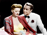 NOW, VOYAGER, from left: Bette Davis, Paul Henreid, 1942 Fotografía
