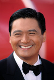 Chow Yun-Fat at Academy Awards Poster by Robert Hepler
