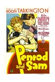 PENROD AND SAM, from left: Leon Janney, Frank 'Junior' Coghlan, 1931. Posters