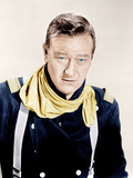FORT APACHE, John Wayne, 1948 Photo