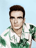 FROM HERE TO ETERNITY, Montgomery Clift, 1953 Photo