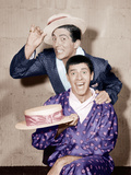 THE COLGATE COMEDY HOUR, from top: Dean Martin, Jerry Lewis, (1955), 1950-55 Posters