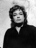 Simone Signoret, 1963 Photo