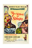 THE 7TH VOYAGE OF SINBAD (aka THE SEVENTH VOYAGE OF SINBAD) Posters