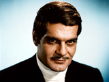 Omar Sharif, around the time of Funny Girl, 1968 Photo