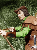 THE ADVENTURES OF ROBIN HOOD, Errol Flynn, 1938 Photo