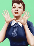 A STAR IS BORN, Judy Garland, 1954 Photo