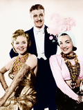 THAT NIGHT IN RIO, from left: Alice Faye, Don Ameche, Carmen Miranda, 1941. Prints