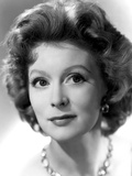 Moira Shearer, in a publicity shot for PEEPING TOM, 1960 Photo