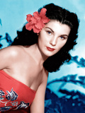 BIRD OF PARADISE, Debra Paget, 1951. Photo