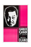 CHARLIE CHAN IN LONDON Posters