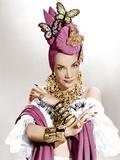 THE GANG'S ALL HERE, Carmen Miranda, 1943. Poster