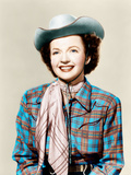 THE ROY ROGERS SHOW, Dale Evans, 1951-1957 Photo