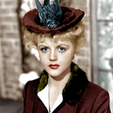 THE PICTURE OF DORIAN GRAY, Angela Lansbury, 1945 Photo