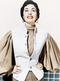 BRIGADOON, Cyd Charisse, 1954 Photo