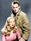 THIS GUN FOR HIRE, from left: Alan Ladd, Veronica Lake, 1942 Poster