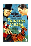 PRINCESS O'HARA, top right: Chester Morris, bottom left: Jean Parker, 1935 Posters