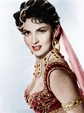 SOLOMON AND SHEBA, Gina Lollobrigida, 1959 Photo