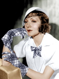 Claudette Colbert, ca. 1933 Photo