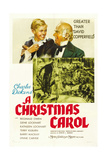 A CHRISTMAS CAROL, Terry Kilburn, Reginald Owen, 1938 Prints