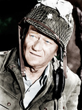 THE LONGEST DAY, John Wayne, 1962. Photo