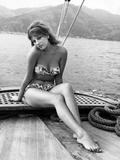 DIVORCE - ITALIAN STYLE, Stefania Sandrelli, 1961. Photo