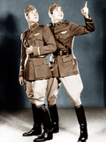 WINGS, from left: Richard Arlen, Charles 'Buddy' Rogers, 1927 Prints