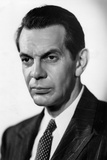 Raymond Massey, ca. early 1950s Poster - raymond-massey-ca-early-1950s