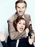 George Burns, Gracie Allen, (aka Burns and Allen), ca. 1936 Photo