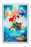 THE LITTLE MERMAID Posters