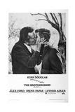 THE BROTHERHOOD, US poster, from left: Kirk Douglas, Alex Cord, 1968 Art