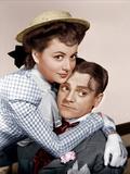 THE STRAWBERRY BLONDE, Olivia De Havilland, James Cagney, 1941 Photo