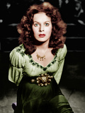 THE HUNCHBACK OF NOTRE DAME, Maureen O'Hara, 1939 Print