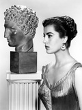 Irene Papas, MGM Publicity for TRIBUTE TO A BAD MAN, 1956 Photo
