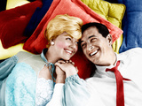 PILLOW TALK, from left: Doris Day, Rock Hudson, 1959 Posters