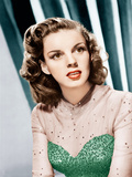 THE HARVEY GIRLS, Judy Garland, 1946 Photographie