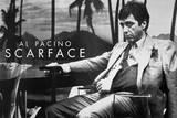 Scarface Al Pacino Sling - Poster