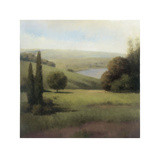 Inspired Hillsides II Giclee Print by  Udell