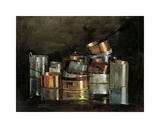 Pots and Pans Giclee Print by Connie Bryson