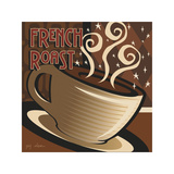 French Roast Giclee Print by P.j. Dean