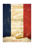 Les Miserables Prints by Jon Cain