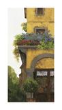 Verona Balcony I Giclee Print by Montserrat Masdeu