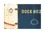 Shipyard Giclee Print by Luis Sanchez