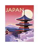 Japan Giclee Print by  Ignacio